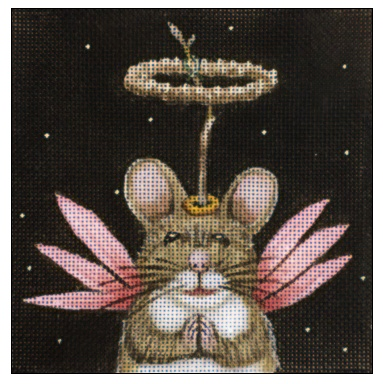 Canvas ANGEL MOUSE   VS200A