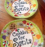 Canvas COOKIES FOR SANTA  PL1