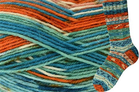 Yarn PIX WISDOM SOCK