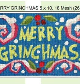 Canvas MERRY GRINCHMAS  HO1575