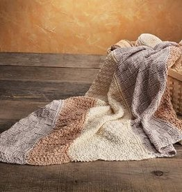 Yarn PICK-A-KNIT BABY BLANKET KIT