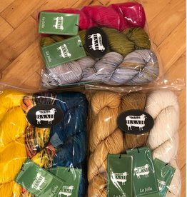 Yarn COMING IN HOT YARN KIT - BAAH