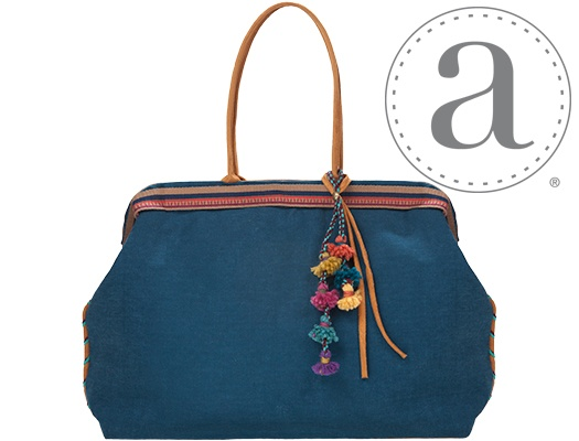 Accessories ATENTI PIONEER BAG -  BLUE MOON