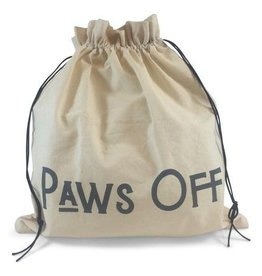 Accessories EDICT POUCH LARGE - PAWS OFF MY KNITTING