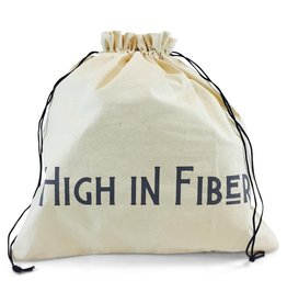 Accessories EDICT POUCH LARGE - HIGH IN FIBER…LOW IN CALORIES