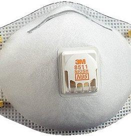 3M 3M Particulate Respirator N95-8511