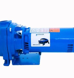 GOULDS 1 HP 115/230V 1P IRRI-GATOR PUMP