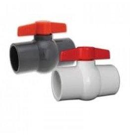 """SPEARS / LASCO SPEARS 1-1/4"""" SOC PVC BALL VALVE"""