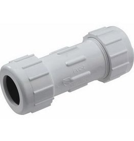 "NDS FLO CONTROL 1"" IPS COMPRESSION REPAIR COUPLING"