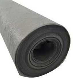 LANDMASTER POLYSPUN 3.0 OZ GREY WEED BARRIER FABRIC - 300' ROLL