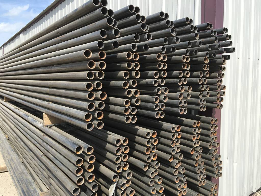 """SWI 1 5/8""""  O.D x 14 GA. CONTINUOUS FENCE PANEL - 20FT"""