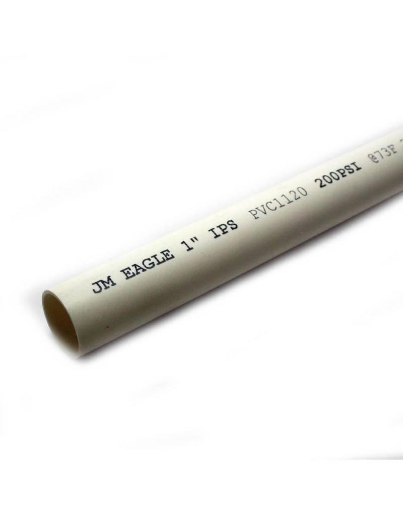 PW EAGLE 200LB x 20' PVC PIPE BELLED END