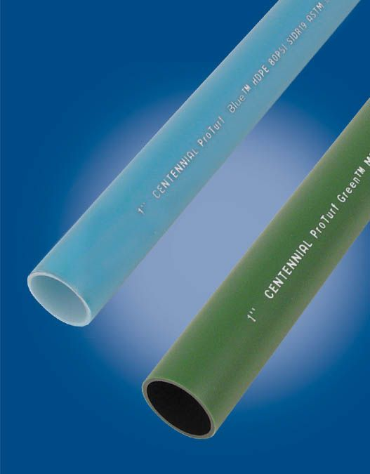 CENTENIAL POLY PIPE 100LB X 100 FT ROLL