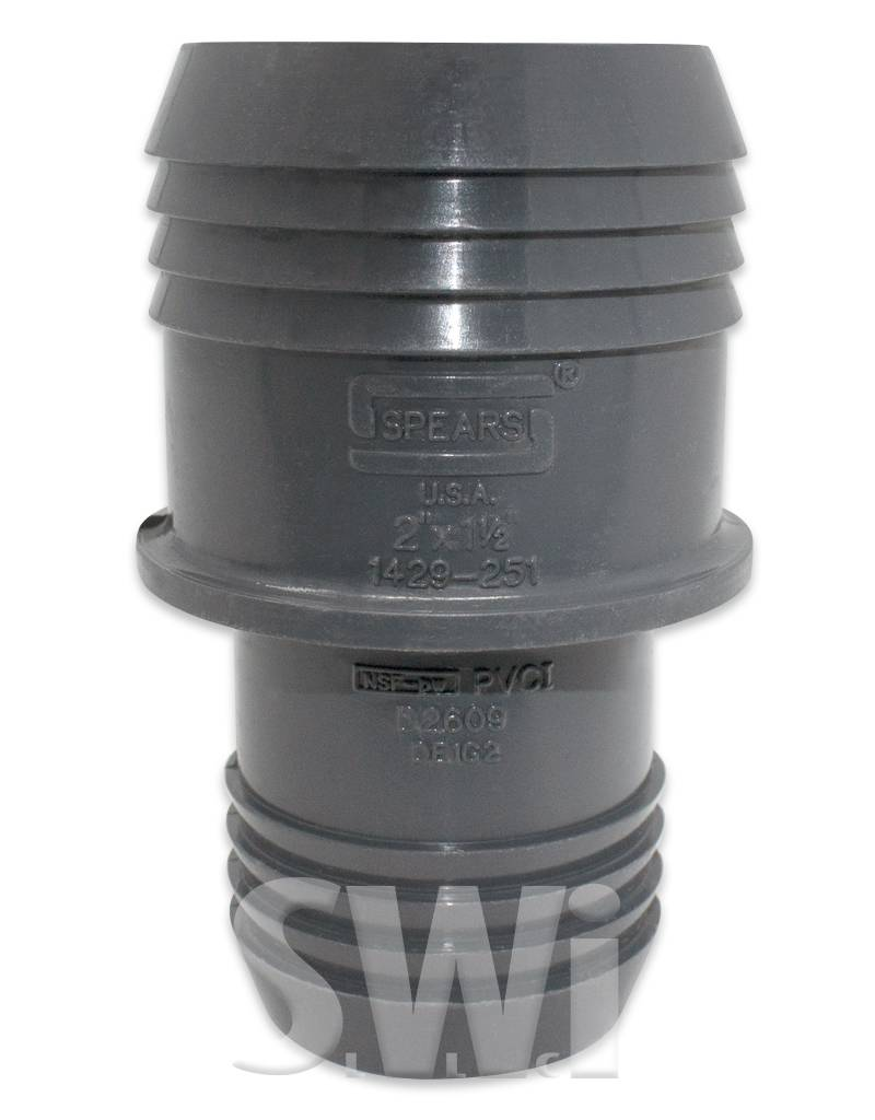 SPEARS / LASCO INSERT REDUCER COUPLING (1429 SERIES)