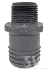 SPEARS / LASCO REDUCING MALE ADAPTER MPT X INSERT (1436 SERIES)