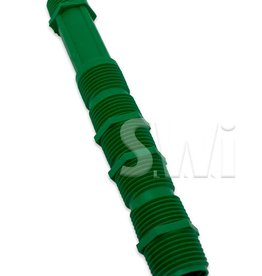 SPEARS / LASCO CUT OFF NIPPLE/ RISER MPT X MPT (GREEN)