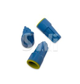BLAZING PRODUCTS BLAZING BLUE/YELLOW WIRE NUT (25PK)