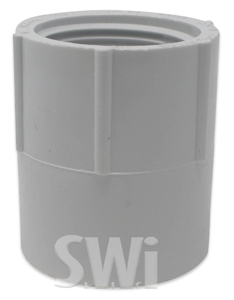 SPEARS / LASCO PVC FEMALE ADAPTER SOC X FPT (435 SERIES) SCH40