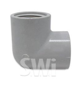 SPEARS / LASCO PVC 90D ELBOW FPT (408 SERIES) SCH40