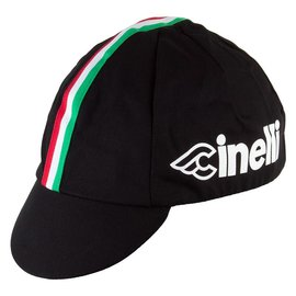 PACE CLOTHING HAT PACE CINELLI BLK TRAD