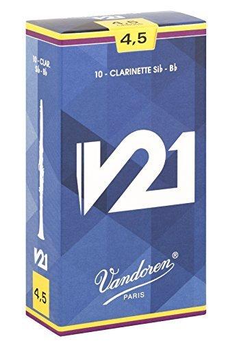 Vandoren Vandoren V21 Bb Clarinet Reeds - Box 10
