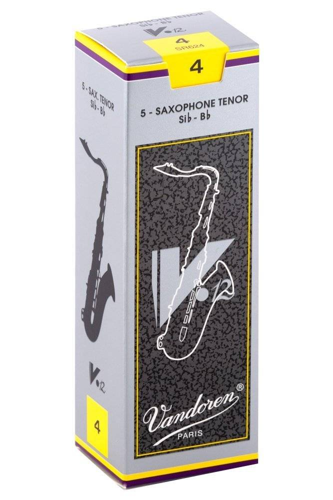 Vandoren Vandoren V12 Tenor Sax Reeds - Box of 5