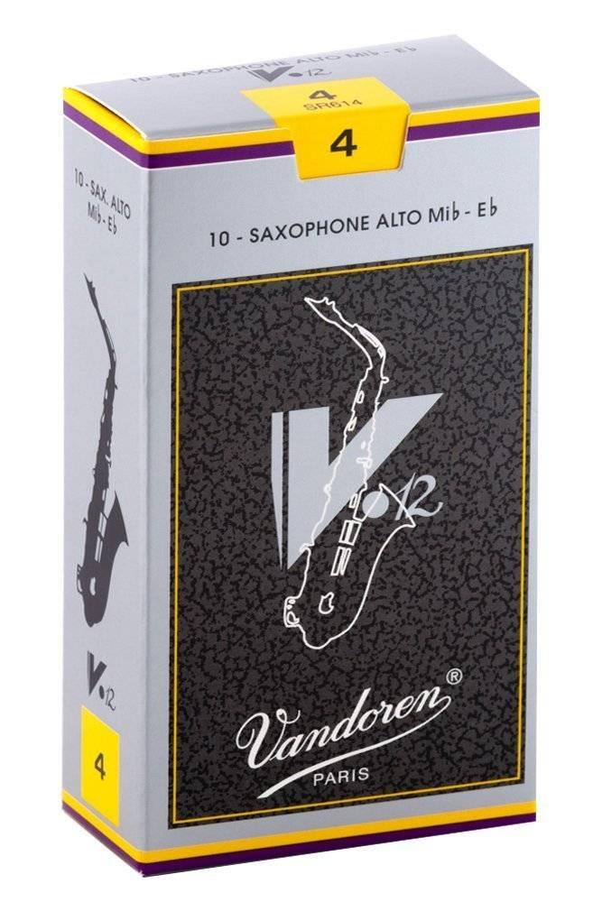 Vandoren Vandoren V12 Alto Sax Reeds - Box of 10