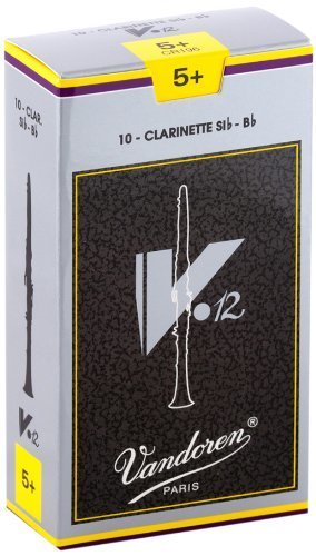 Vandoren Vandoren V12 Bb Clarinet Reeds - Box of 10
