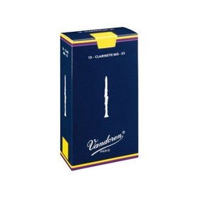 Vandoren Traditional Eb Clarinet Reeds - Box of 10