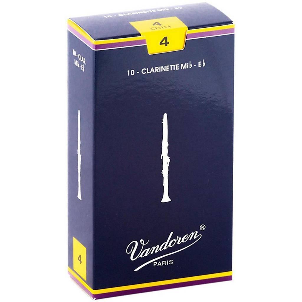 Vandoren Vandoren Traditional Eb Clarinet Reeds - Box of 10