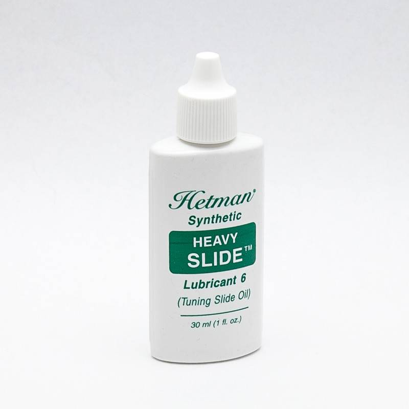 Hetman Hetman #6 Heavy Slide Lubricant (Tuning Slide Oil) 30ml