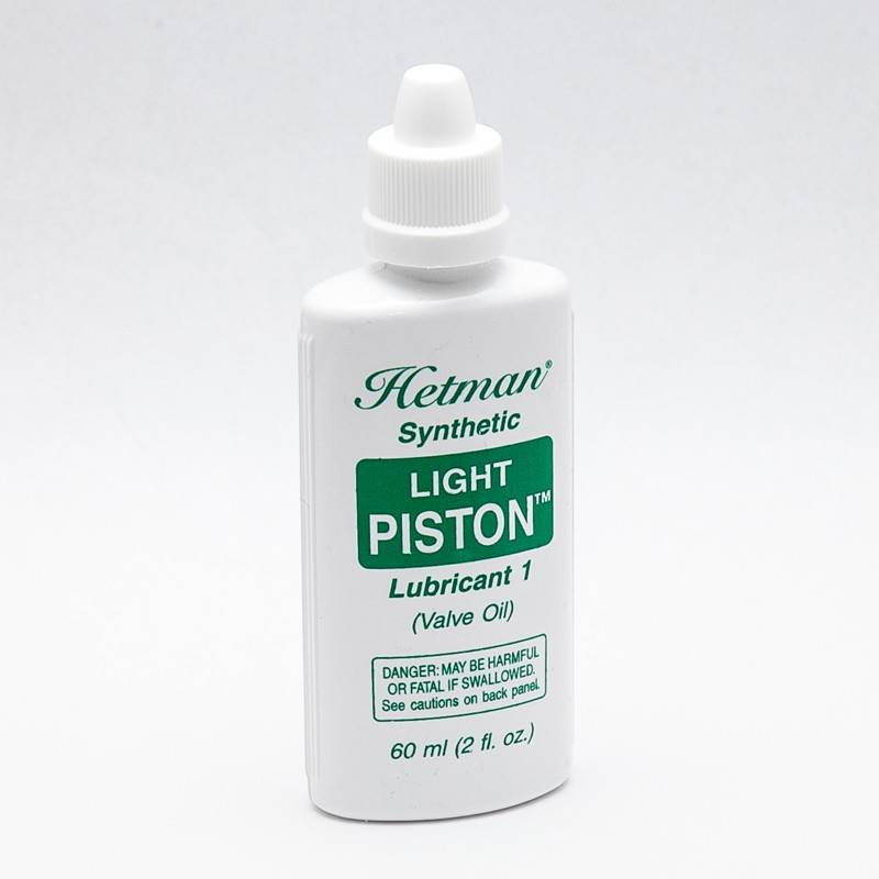 Hetman Hetman #1 Light Piston Lubricant (Valve Oil) 60ml