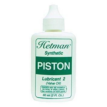 Hetman Hetman #2 Piston Lubricant (Valve Oil) 60ml