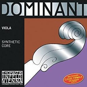 "Thomastik Dominant Synthetic Core Viola Strings - 137 3/4 ""D"" String"