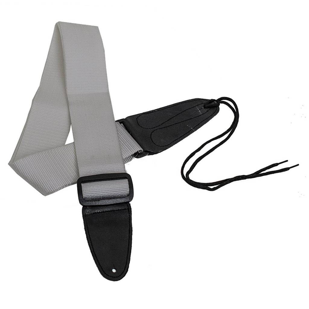 Performance Plus Electric/Acoustic Guitar Strap with Ties