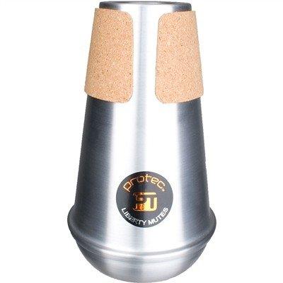 PROTEC Protec Bass Trombone Liberty Compact Aluminum Practice Mute