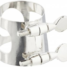 332N Clarinet Nickel Ligature