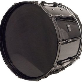 "System Blue System Blue Natal Traditional Marching Bass Drum 14""X30"