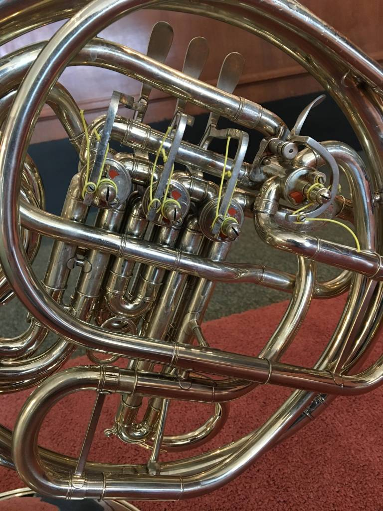 Conn Elkhart 8DS Double French Horn