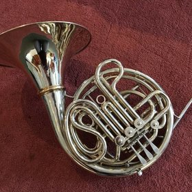 Conn Elkhart 8DS Double French Horn