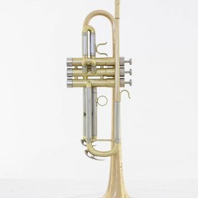 "BAC Musical Instruments BAC Musical Instruments ""Artist"" Series New York City Bb Trumpet (Satin Finish)"