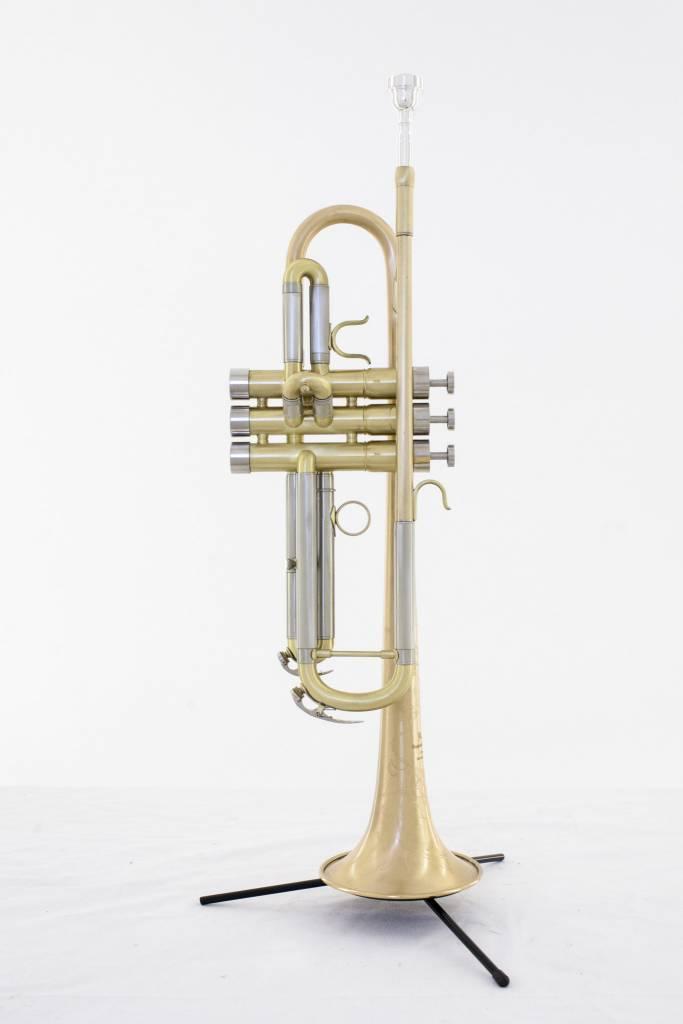 "BAC Musical Instruments BAC Musical Instruments ""Artist"" Series New York City Bb Trumpet (Satin Finish)"