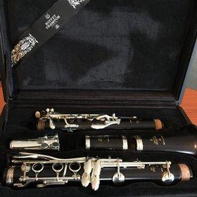 Buffet Crampon Buffet Crampon R13 Bb Professional Clarinet - Silver-plated keys