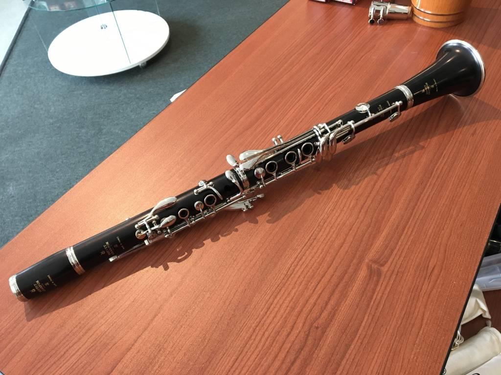 Buffet Crampon Buffet Crampon R13 Bb Professional Clarinet - Nickel-plated keys