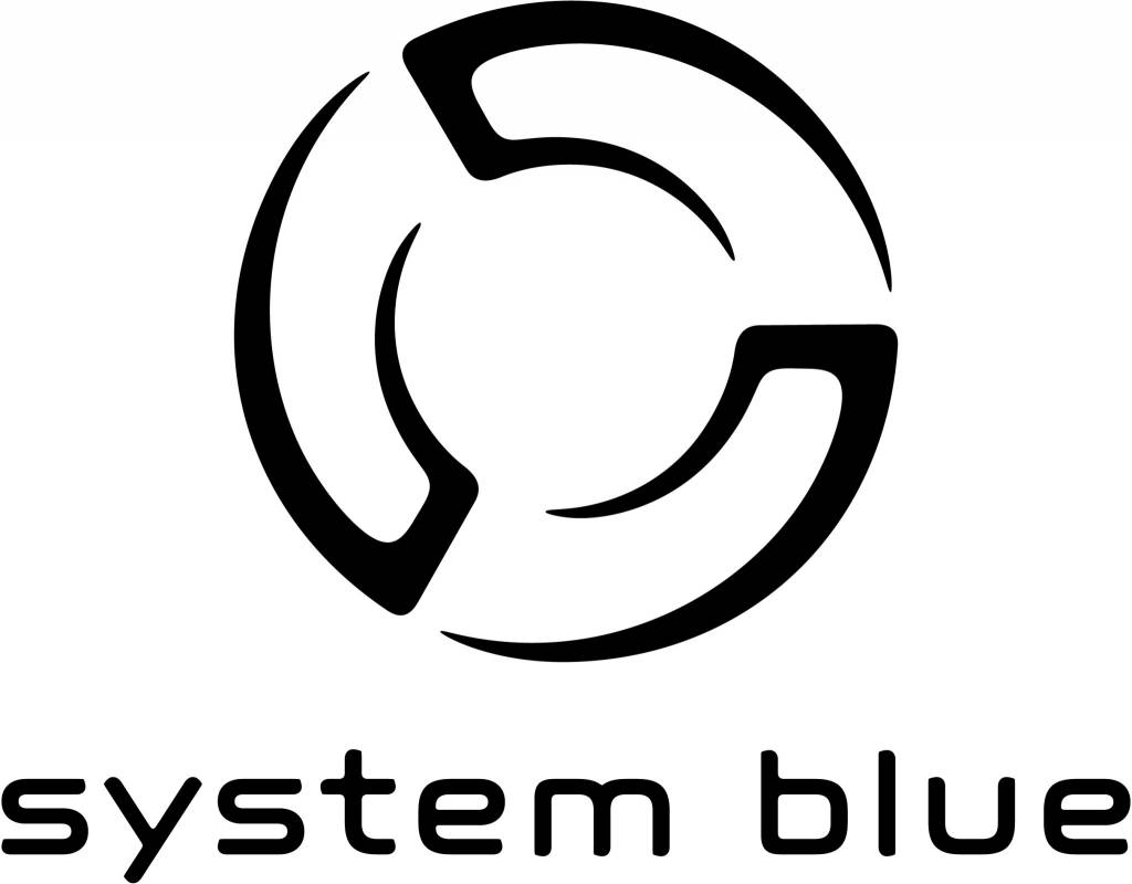 System Blue System Blue Professional Marching BBb Tuba SB50L - Lacquer Over Shoulder 4 Valve