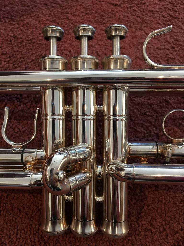 Giardinelli Giardinelli Master Series Silver Plated Trumpet
