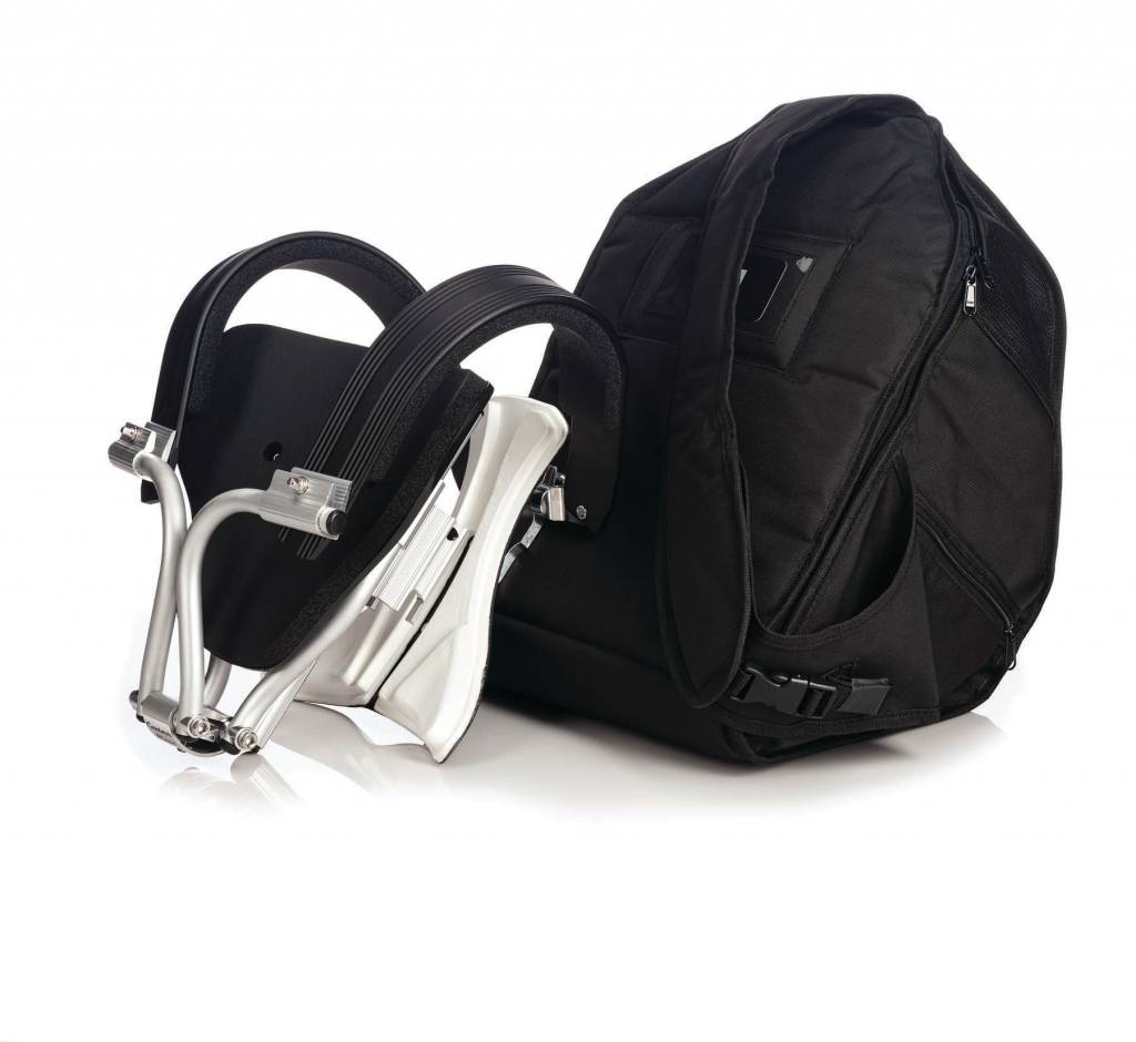 System Blue System Blue Mono Posto Multi-Tom Carrier w/Contour Hinge - ABS by Randall May International