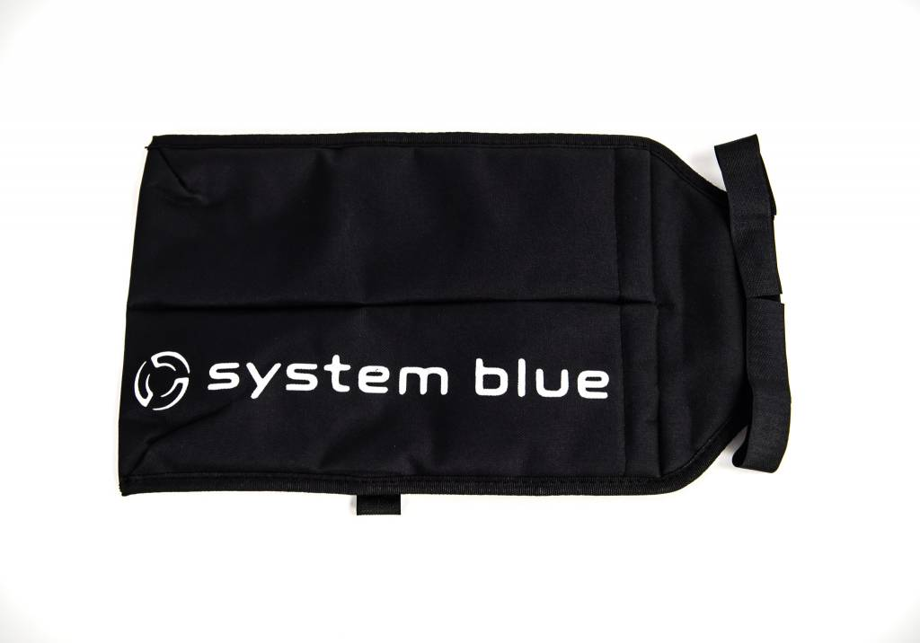System Blue System Blue Double Stick Bag