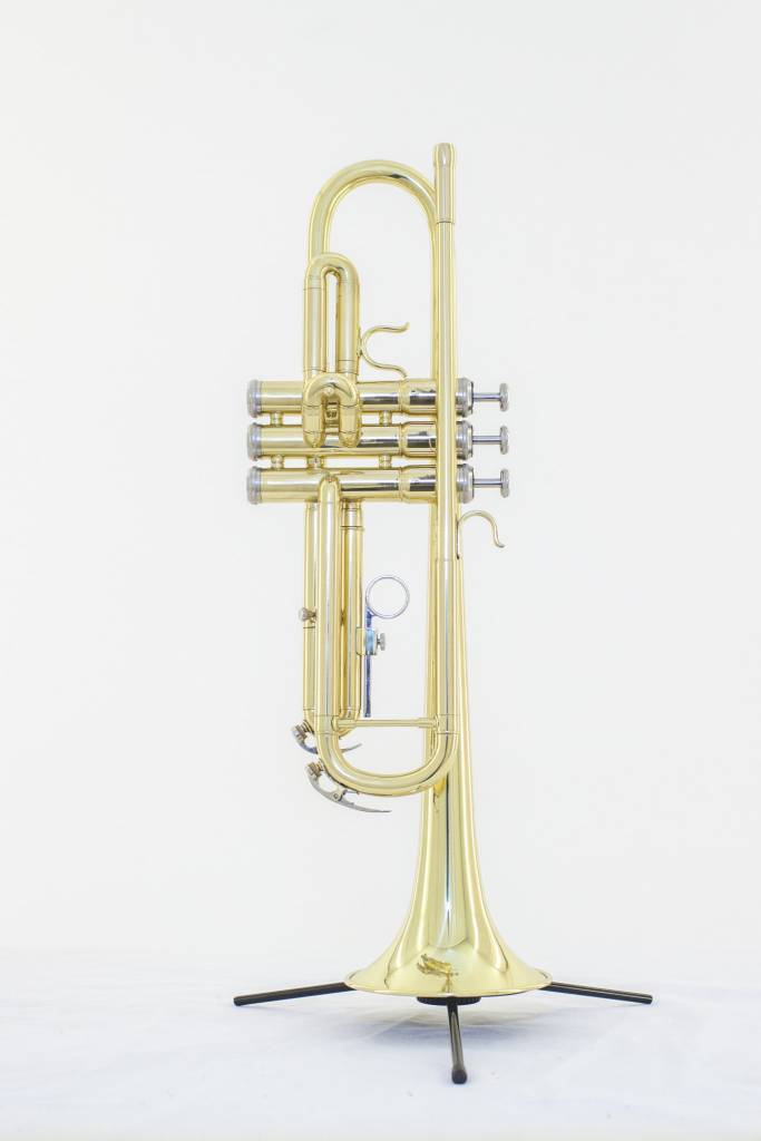 "BAC Musical Instruments BAC Musical Instruments ""Apprentice"" Series Bb Trumpet"