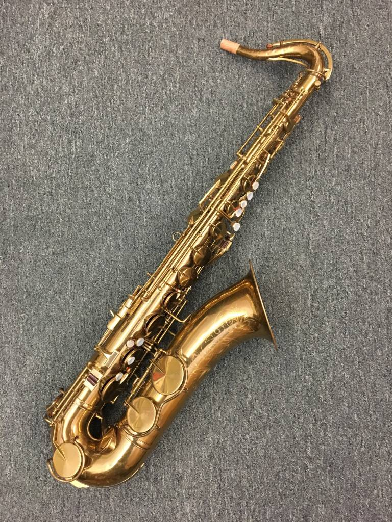 King King Voll-True II Tenor Saxophone - PRE-OWNED